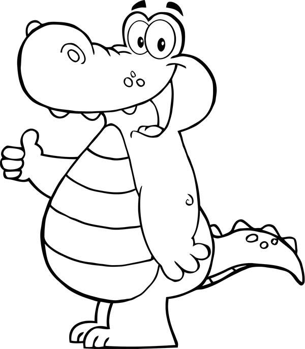 Alligators Color Images