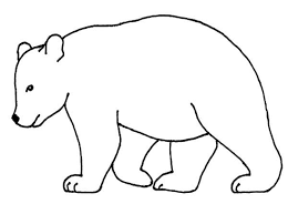 Cute Bears Coloring Pages