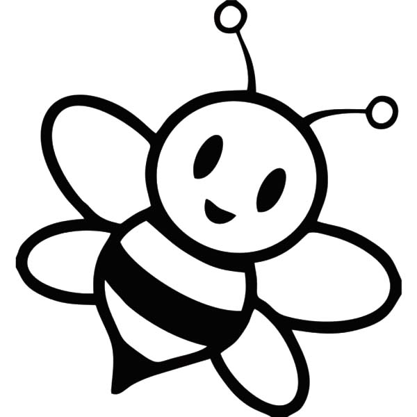 Free Printable Bumblebee Coloring Pages For Kids