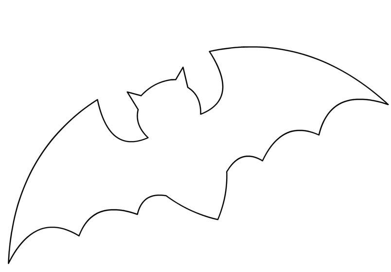 Printable Bat Pictures